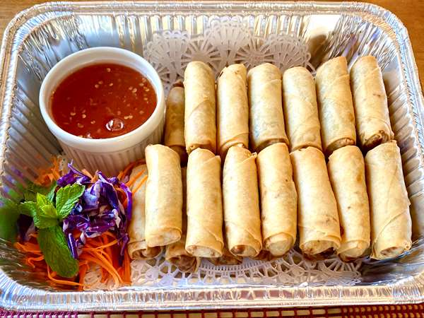 Catering : Spring Rolls